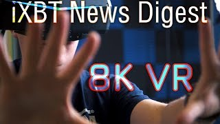 видео HTC представила VR-гарнитуру Vive Pro