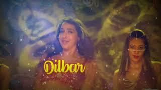 Dilbar Song 4D Sound Effect    Best Quality    Best Of Videos