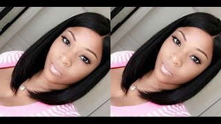 Get Ready With Me: Everyday Silk Wrap Hair Look