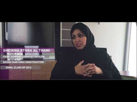 HEC Paris Executive Education: EMBA, Sheikha Athba Al Thani