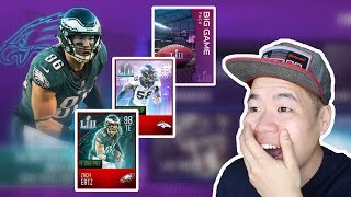 Super Bowl Big Game Bundle Opening - Cant Stop Pulling 95+