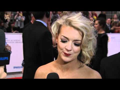 Sheridan Smith - Television Awards Red Carpet in 2011 thumbnail