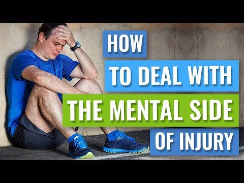 How to deal with the mental side of being injured