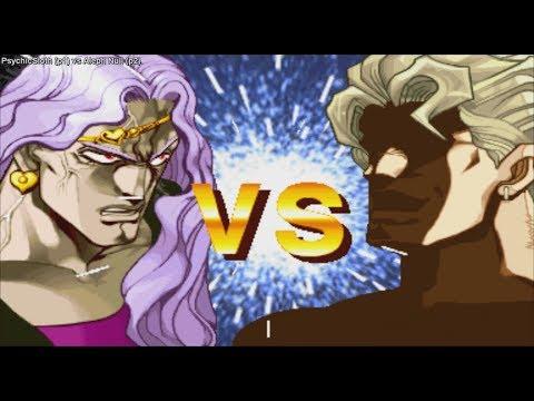 FightCade - JoJo's Bizarre Adventure - MisterSystem (BRA) vs