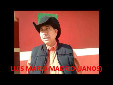 LUIS MARIO MADRID, JANOS, CHIH. 12/11/13