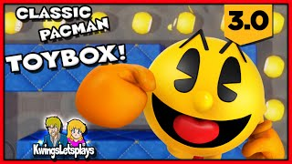 Disney Infinity 3 TOY BOX ADVENTURES! Classic Pac-Man