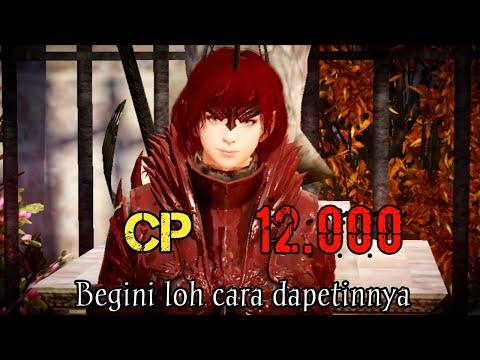 Cara Mendapatkan CP 12K Di Game Black Desert Mobile