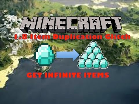 minecraft 1.8.8 dupe glitch