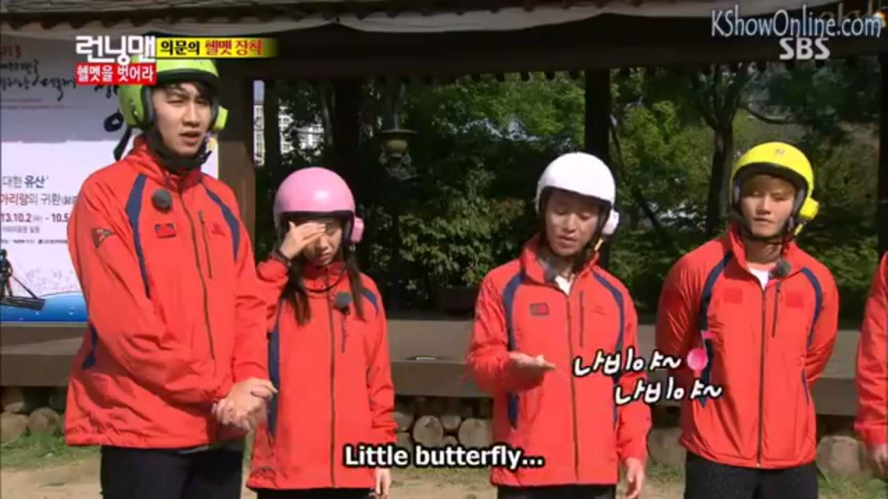 10 Running Man Moments When Variety Gods Were With Lee Kwang