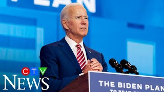 Biden: 'The longer Donald Trump is president, the more reckless he gets' | Full rally