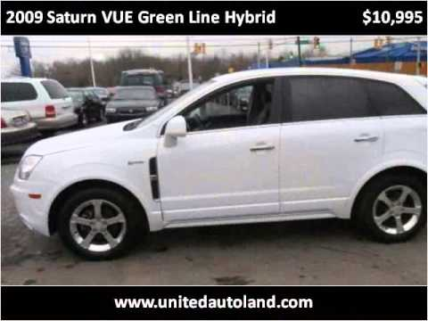 2009 saturn vue green line hybrid used cars deptford nj. Black Bedroom Furniture Sets. Home Design Ideas