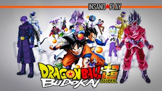 DRAGON BALL Z SHIN BUDOKAI 2 ISO DOWNLOAD MOD DRAGON BALL SUPER BUDOKAI. BETA V1