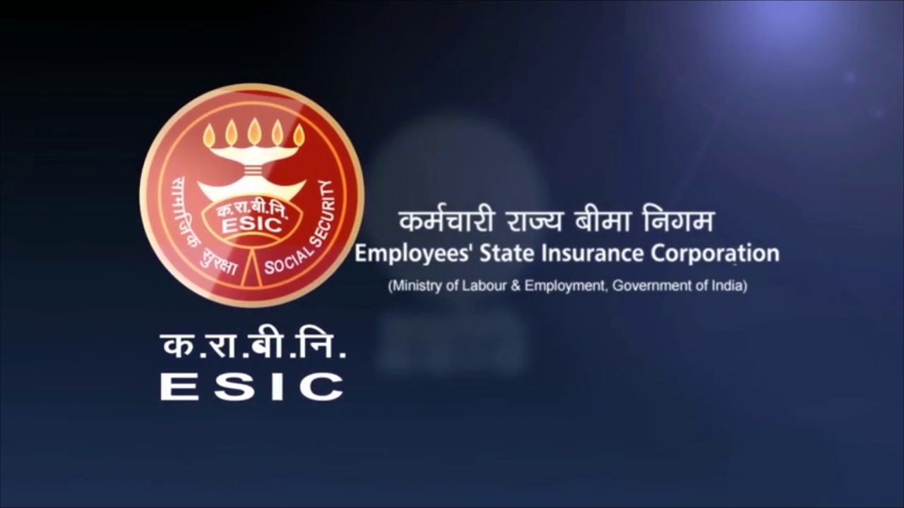 Employees' State Insurance Corporation official Website