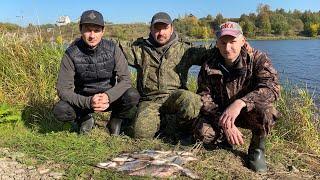 Удачная рыбалка на реке Волхов | Хороший клев мирной рыбы | Сентябрь 2020