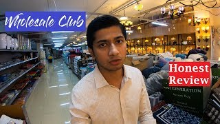 Wholesale Club Full Review | Biggest Hypermarket In Bangladesh | Wholesale Club Jamuna Future Park