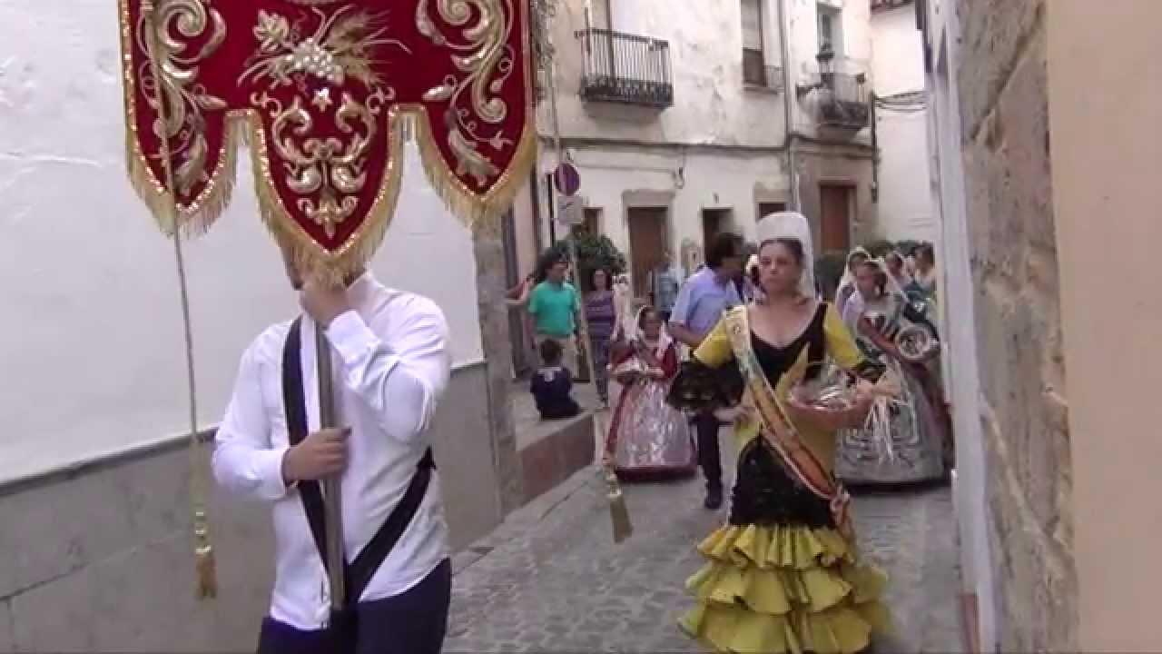 Procesion Santos Patronos Sagunto Fiestas 2015