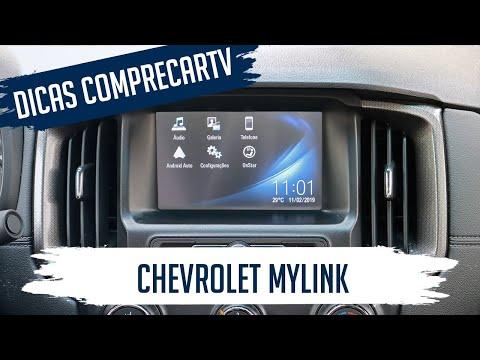 Central Multimídia - Chevrolet MyLink Em Detalhes