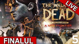 🔴LIVE STREAM Walking Dead A New Frontier | Episode #5 (FINALUL)