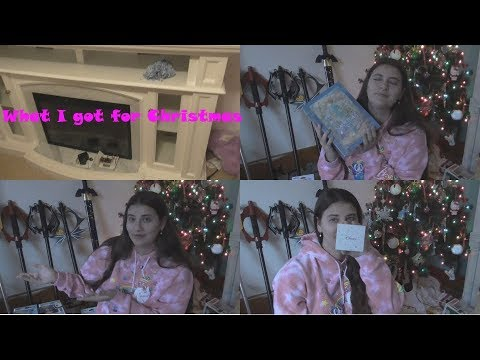 What I Got For Christmas 2017! Manga,Disney Pandora, Kingdom Hearts Keyblades, & More!