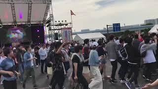 肉フェス 2019/05/03 ハム太郎コール