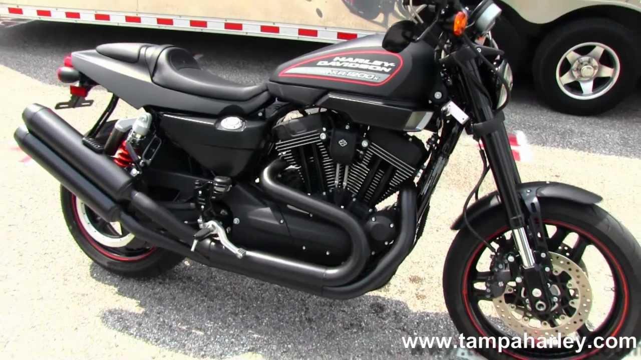 Used 2011 Harley-Davidson XR1200X Sportster - YouTube