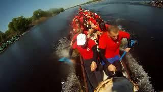 Всеукраїнські змагання з веслування на човнах Дракон, Черкаська область, Кайман