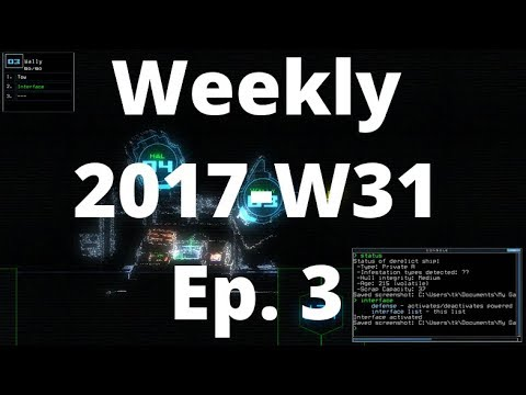 Duskers - Weekly Challenge 2017-W31 - Episode 3