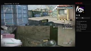 COD Ghosts B-Day Stream