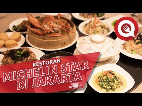 Restoran Michelin Star di Jakarta