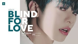 AB6IX - BLIND FOR LOVE Line Distribution (Color Coded) | 에이비식스