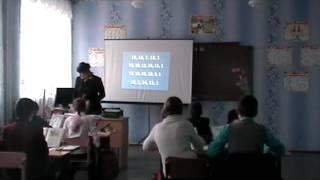 урок літературного читання Олена Пчілка