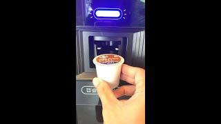 초미래적인 신박한 최첨단 캡슐 커피 자판기 High-t…