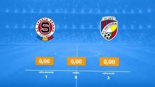 Sledujte bitvu Sparta Praha - Viktoria Plzeň živě na TV Tipsport