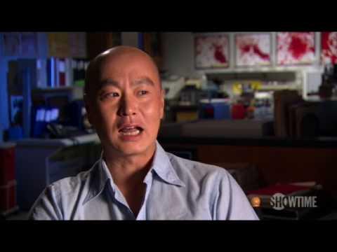 C.S. Lee Vince Masuka Talks about Dexter