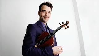 E. Ysaÿe: Sonata for solo violin Op. 27 No. 4 in e minor - Gerard Spronk, violin