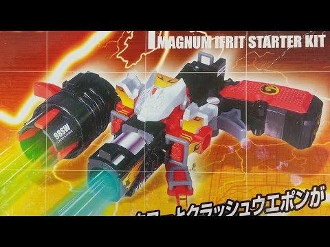 LET'S BUILD! - Crash B-Daman Magnum Ifrit Starter Kit