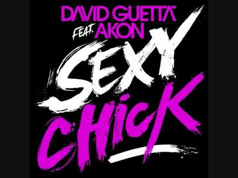 David Guetta feat Akon  Sexy Chick Extended Version