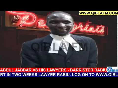 Barrister Denies Making A Move On Sheikh Abdul Jabbar Wife And More - Lawyer Speaks Out On Qibla FM