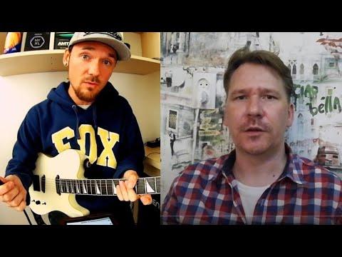 Заключительное обсуждение дебатов Фред гитариста и Сергея Евлантьева