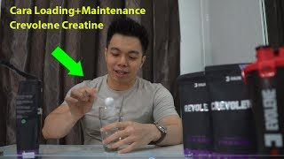 Crevolene Creatine Evolene Creatin Bubuk Kreatin 330 gram 330gram
