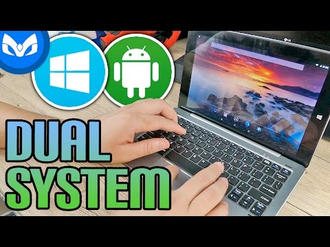 TABLET CHUWI CON ANDROID Y WINDOWS DUAL SYSTEM