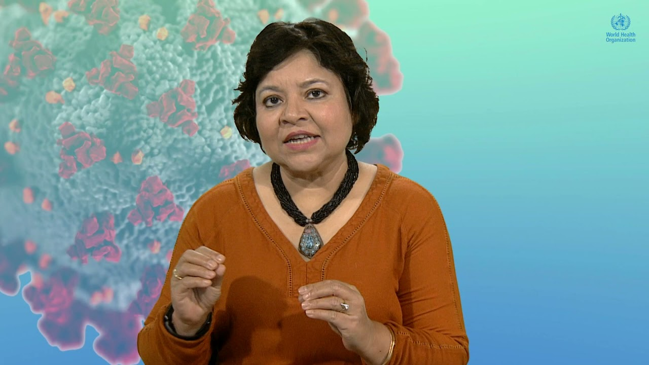 Download WHO's Science in 5: Flu & COVID-19