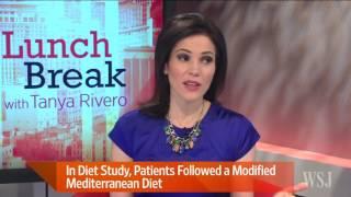Can a Mediterranean Diet Alleviate Depression?