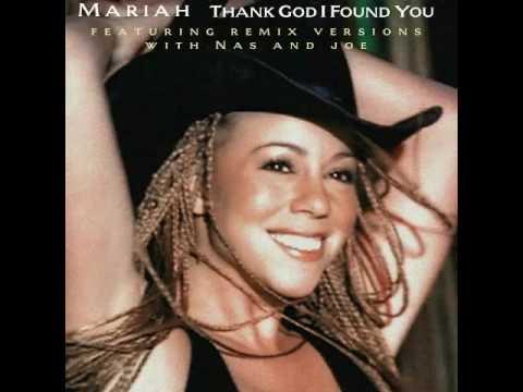 Mariah Carey - Thank God I Found You (Make It Last Remix) INSTRUMENTALS