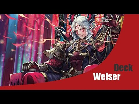 FORCE OF WILL - Welser Mazo / Deck