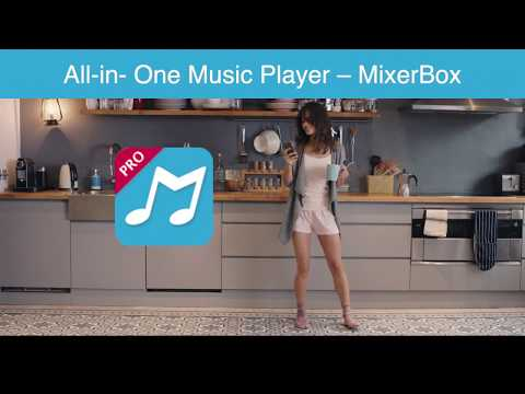 All-in-One Music Player - MixerBox!