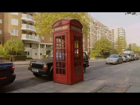 Disappearing London - Red Phone Box