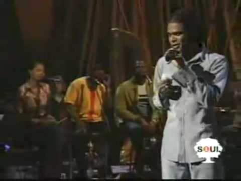 Maxwell - Ascension (Live)