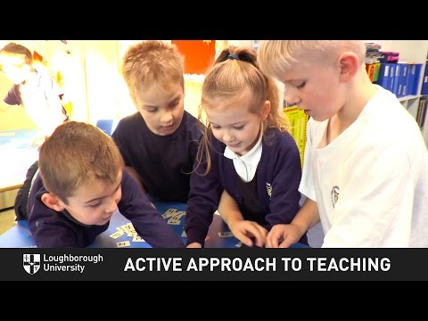 Active classroom project hopes to improve children's health