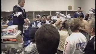 Jimmy Johnson Locker Room Speech 1-17-93